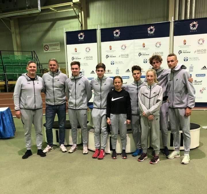 Junior-U19 válogató A 2020-as év utolsó versenye