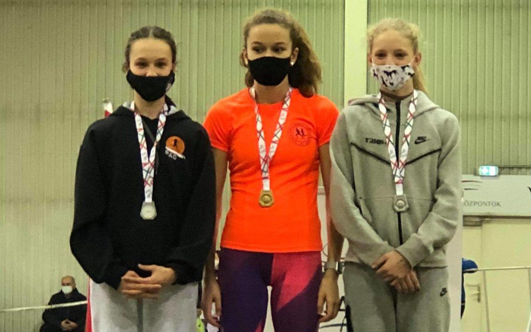 Fedettpályás U16 Atlétikai Magyar Bajnokság 2021