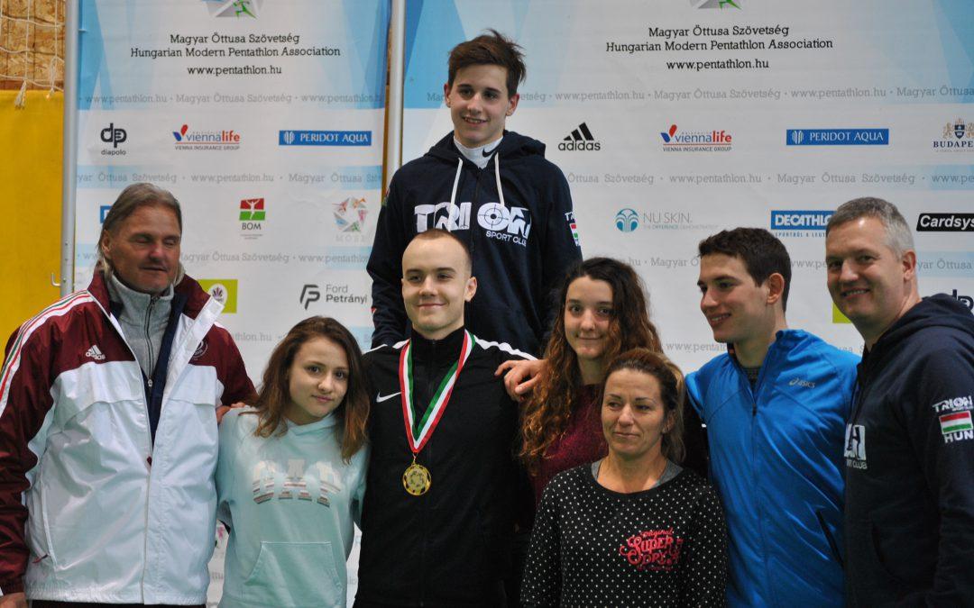 Junior OB 2018, Székesfehérvár