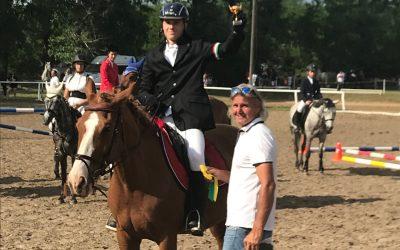 Gyömrői lovas verseny