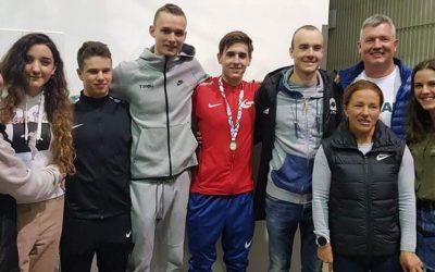 Magyarország Fedettpályás Ifjúsági és Junior Atlétikai Bajnokság 2020