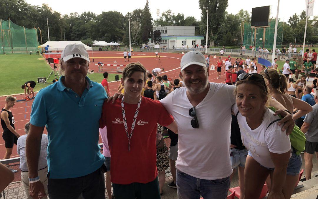 Magyarország Ifjúsági Atlétikai Bajnokság – 2020