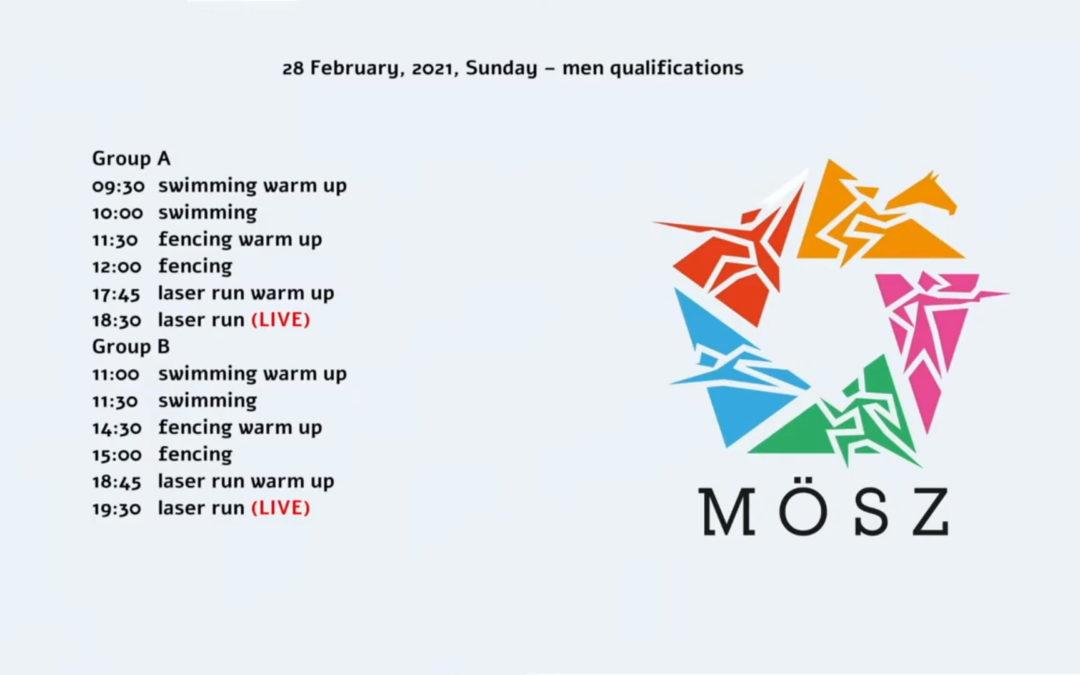 Felnőtt PERIDOT Nemzetközi Nyílt Fedettpályás Öttusa verseny döntő