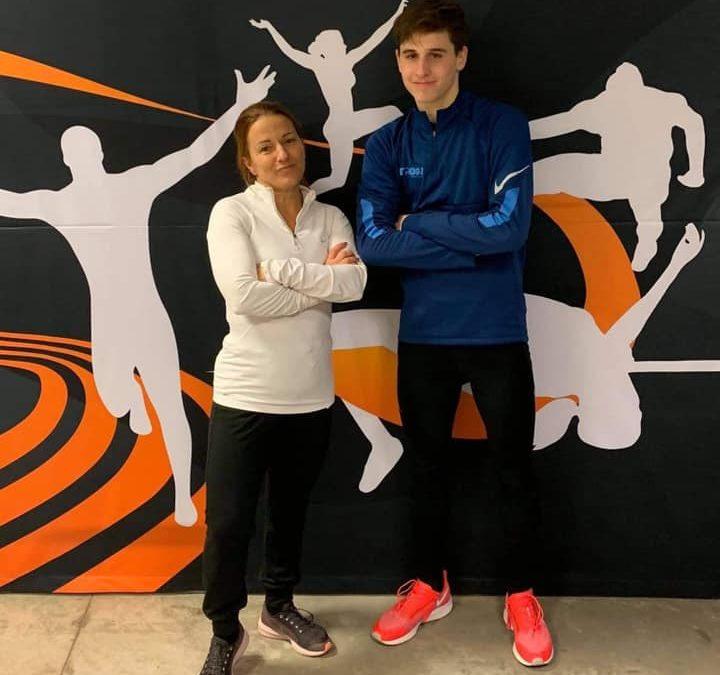 Sikerek a Fedettpályás Felnőtt Atlétika Országos Bajnokságon