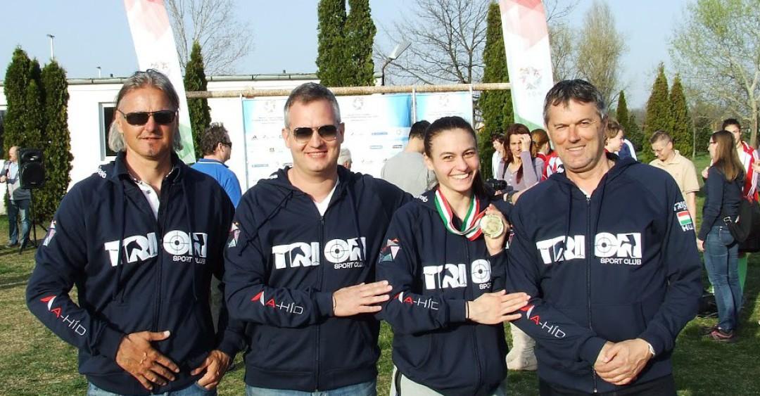 Barta Luca 16 évesen utánpótlás országos bajnok!